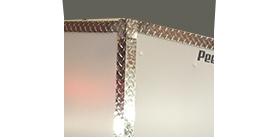 Diamond Plate Edge Trim
