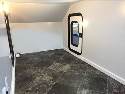 Vinyl Floor Option