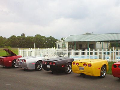 Corvette tag-along trailers for sale